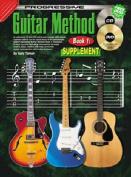 Guitar Method 1 Supplement