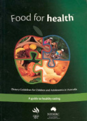 Dietary Guidelines for Children and Adolescents in Australia