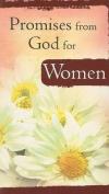 Promises from God for Women (Promises from God For...