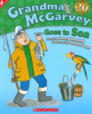 Image result for grandma mcgarvey goes to sea