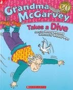 Grandma Mcgarvey Takes a Dive