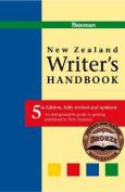 New Zealand Writer's Handbook