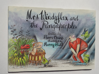 Mrs Windyflax & the Punga People