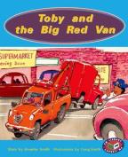 Toby and the Big Red Van PM Level 15&16 Set B Orange