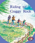 Riding to Craggy Rock PM Set C Turquoise