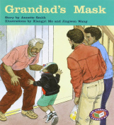 Grandad's Mask. PM Set C Turquoise