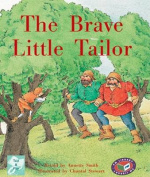 The Brave Little Tailor PM Tales and Plays Level 18 Turquoise