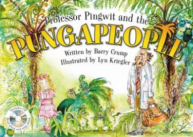Professor Pingwit and the Pungapeople