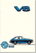MG MGB GT V8: Owners' Handbook