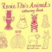 Rosie Flo's Animals Colouring Book