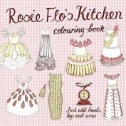 Rosie Flo's Kitchen Colouring Book