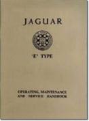 Jaguar E-Type 3.8 Series 1 Handbook