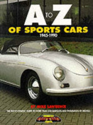 A to Z of Sports Cars, 1945-90