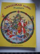 Christmas Comic Posters
