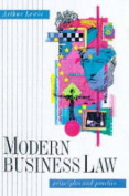 Modern Business Law