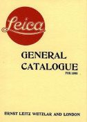 Leica General Catalogue: 1933