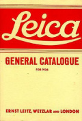 Leica General Catalogue: 1936