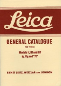 Leica General Catalogue