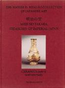 Meiji No Takara: Treasures of Imperial Japan: v. 5: Ceramics
