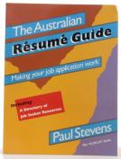 Australian Resume Guide
