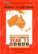 Facts & Formulas: Year 11 Extension 1