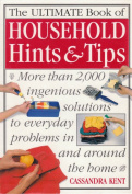 Ultimate Book of Household Hints & Tips