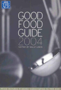 The Age Good Food Guide 2004 the