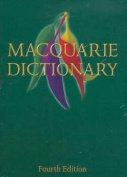 The Macquarie Dictionary