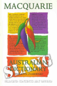 Macquarie Australian Slang Dictionary