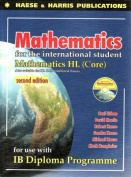 Mathematics for the International Students