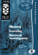 Memory, Learning and Research Investigation