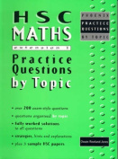 Practical Questions by Topic Hsc Maths Extension 1