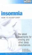 Insomnia: How to Sleep Easy
