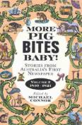 Pig Bites Baby!