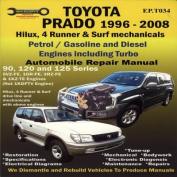 Toyota Prado, 1996-2004