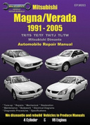 Mitsubishi Magna/Dimante 1991 to 2005