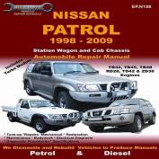 fits Nissan Patrol