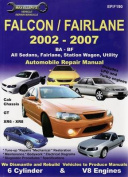 Ford Falcon BA-BF Automotive Repair Manual.