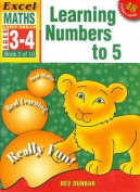 Learning Numbers to 5