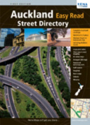 Auckland Easy Read Street Directory