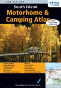 South Island Motorhome and Camping Atlas