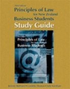 Principles of Law for New Zealand Business Students