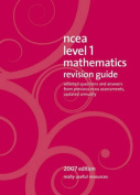 NCEA Level 1 Mathematics Revision Guide 2007