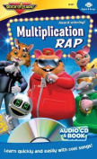 ROCK N LEARN RL-907 MULTIPLICATION RAP CD + BOOK