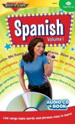 ROCK N LEARN RL-919 SPANISH VOL. 1 CD+BOOK [Audio]