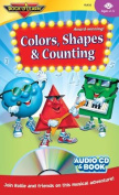Colors, Shapes & Counting [With Book(s)] [Audio]