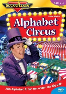 Alphabet Circus (Rock 'n Learn)