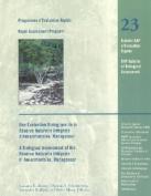 Biological Assessment of the Reserve Naturelle Integrale of D'Ankarafantsika, Madagascar