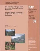 A Rapid Biological Assessment of the Mantadia-Zahamena Corridor, Madagascar