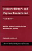 Pediatric History and Physical Examination